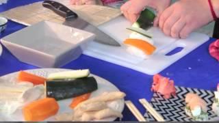 TVA Kinder Gurmet Sushi COMENTA!