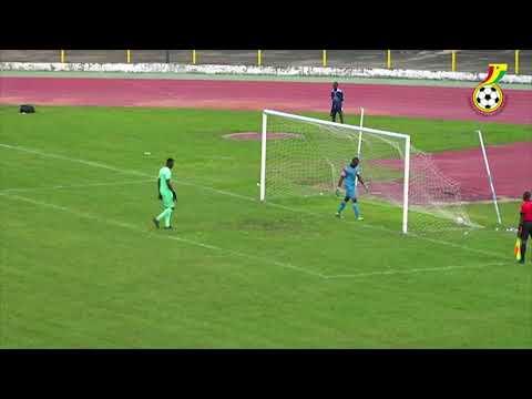 WAFU CUP OF NATIONS - GHANA VS NIGER HIGHLIGHTS