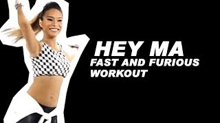 Nonton Hey Ma - Pitbull & J Balvin -ft Camila Cabello |Fast and Furious Workout |Zumba Fitness |Michelle Vo Film Subtitle Indonesia Streaming Movie Download