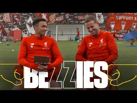 Video: BEZZIES with Hendo and Trent | Who is the Alicia Keys superfan?