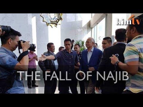 The fall of Najib: The first 30 days (видео)