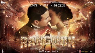 Nonton Rangoon  2017    Official Trailer   Tayang 24 Februari 2017 Film Subtitle Indonesia Streaming Movie Download