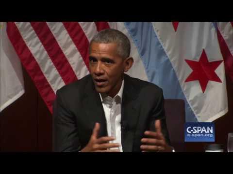 Former President Obama: