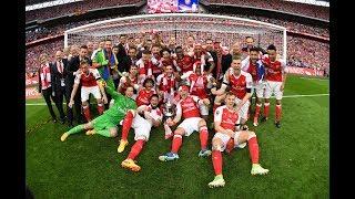 Twitter - https://twitter.com/G4MEZtv Arsenal's FA Cup 2017 #Movie.