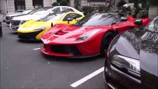 Bugatti Veyron, LaFerrari and McLaren P1!! BEAST MODE! What a find! I love London and this is why! Sorry not many videos have been uploaded. More videos will...