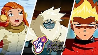 Totally Mystery Much? Totally Spies & Martin Mystery - Crossover Episode!