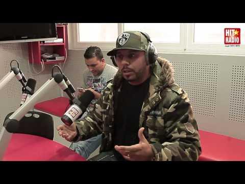 QUESTIONNAIRE LMARHOUM AVEC MUSLIM DANS LE MORNING DE MOMO SUR HIT RADIO - 25/11/13