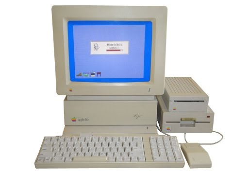 Apple IIGS Computer Review