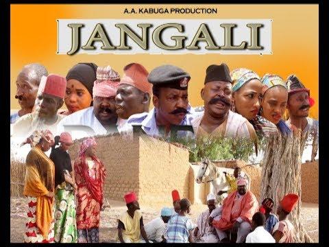 JANGALI Subtitled Hausa Film Bosho & Daushe
