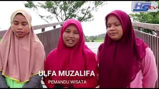 Kreatif, Remaja Gampong Nusa Sulap Rawa Jadi Objek Wisata