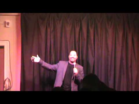 Mike Black Comedy Club Performance 12-29-2012