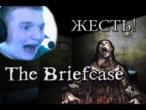 [НЕЧТО В ЗАБРОШЕННОМ СКЛАДЕ!! ] The Briefcase Прохождение