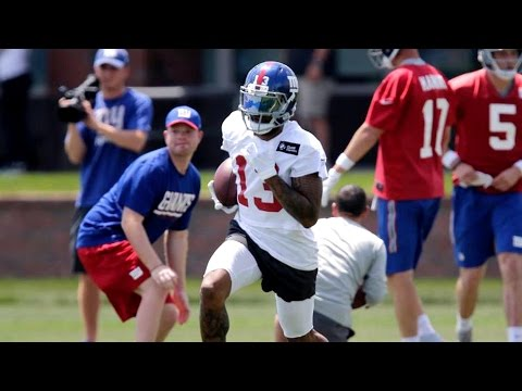 Video: Giants' Odell Beckham Jr. must realize he is face of franchise