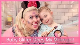 Baby Glitter Does My Makeup by Sprinkle of Glitter
