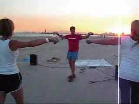 Beach Body Sculpt W/ Justin Rudd!