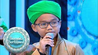Video Syeikh Rasyid, Hafis Cilik yang Mampu Menirukan Suara 3 Imam Besar Dunia - Semesta Bertilawah (17/5) MP3, 3GP, MP4, WEBM, AVI, FLV Juni 2018