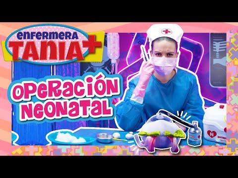 Operación Neonatal - Enfermera Tania - Distroller
