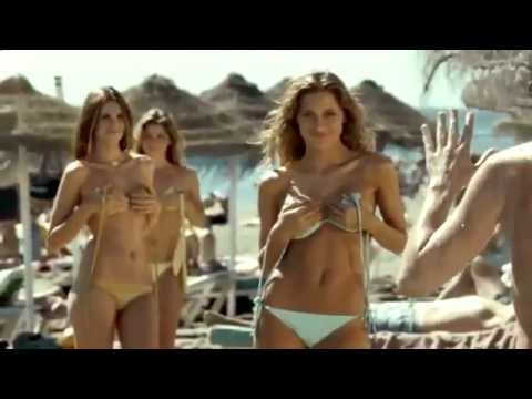 New SEXY Axe Shower Gel Beach commercial