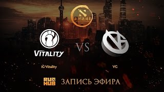 IG.V vs Vici Gaming, DAC China qual, game 1 [GodHunt, Smile]