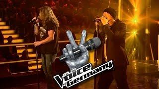 Say Something – Michael Bormann vs. René Nocon | The Voice 2014 | Battle