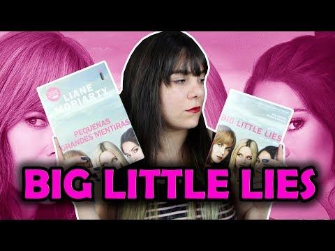 Big Little Lies (Pequenas Grandes Mentiras) - Livro x Série