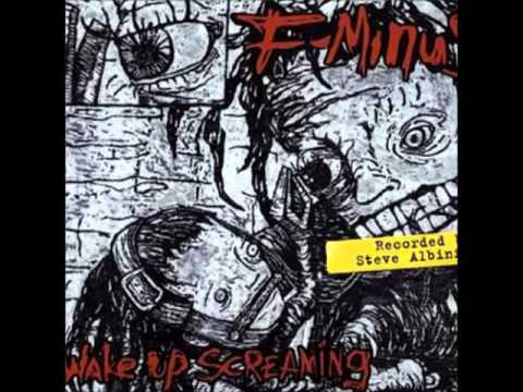 F-Minus - Wake Up Screaming (FULL ALBUM)