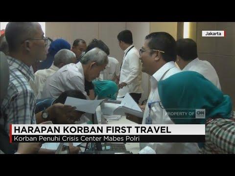 Serbu Pos Pengaduan, Inilah Harapan Korban First Travel