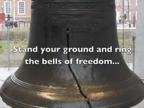 Bells of Freedom -- Bon Jovi (Lyrics)