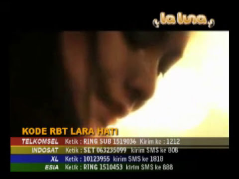 Lara hati - LA LUNA | Official Video