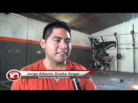 Crossfit , disciplina deportiva de mantenimiento y alta intensidad