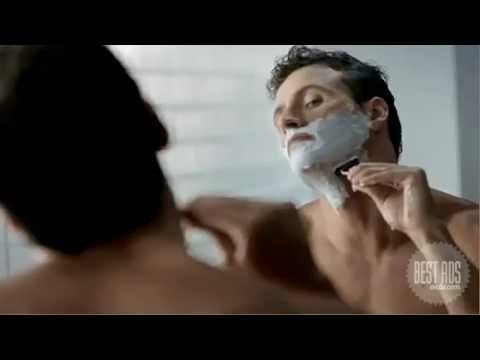 "Gillette ""Mind Games"" AdGillette ""Mind Games"" Ad"