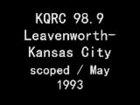 scoped aircheck from 98.9 the Rock in Kansas City, May 1993. therobz; Length: 7:12; Tags: rock kqrc kansas city radio aircheck