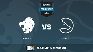 North vs LDLC - ESL Pro League S6 EU - de_overpass [ceh9, MintGod]