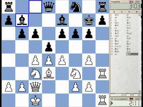 Chess Master spots checkmate 17-moves in advance.