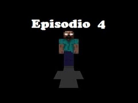 La vendetta di Herobrine - Episodio 4
