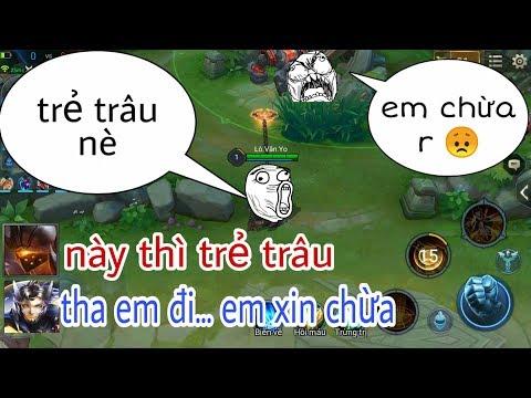 Troll Game - Thánh Grakk Troll Trẻ Trâu Khóc Đập Máy Và Cái Kết | Đừng Bao Giờ Coi Thường Người Khác - Thời lượng: 15 phút.