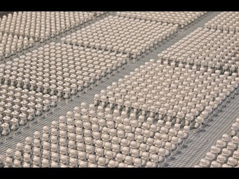 My New LEGO Clone Army (2012)