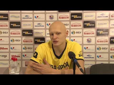 «БИПА-Одесса» - «Черкасские Мавпы». Пресс-конференция