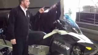 9. 2013 Ski-Doo Grand Touring Sport 600 ACE @ George's Marine and Sports