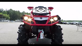 8. 2016 Can Am Outlander xMR 1000R Review