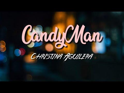 Christina Aguilera - Candyman (Lyric Video)