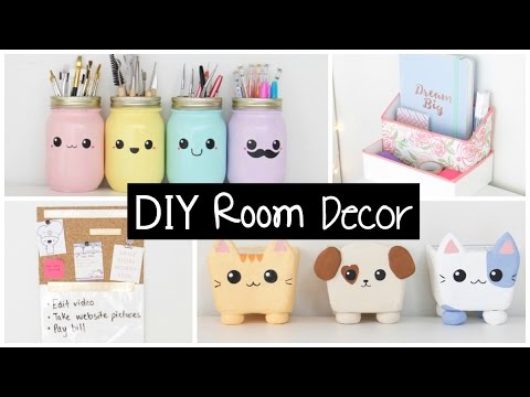 Diy room decor organization easy inexpensive ideas for Room decor organization
