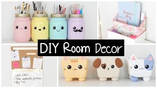 DIY Room Decor & Organization - EASY & INEXPENSIVE Ideas!