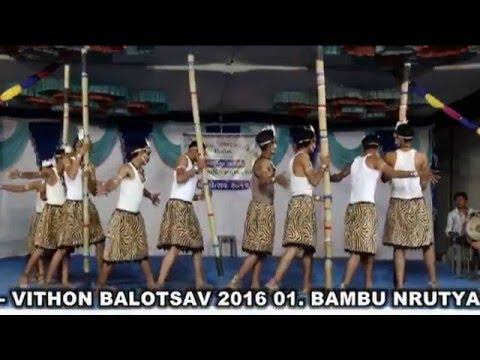 Video BAMBOO  NRUTYA DANCE OR JUNGEL DANCE ADIVASI DANCE FROM STUDENTS download in MP3, 3GP, MP4, WEBM, AVI, FLV January 2017
