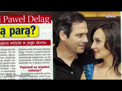 Dominika Kulczyk i Paweł Deląg są parą?