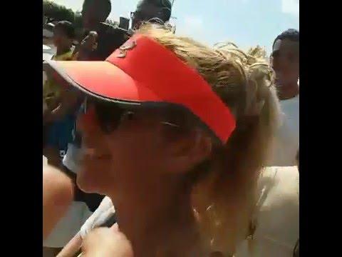 chegada da Joelma em Oeiras do Pará 2015