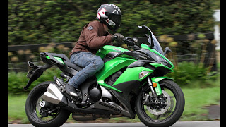 10. 2017 Kawasaki Ninja 1000 - Bike Review