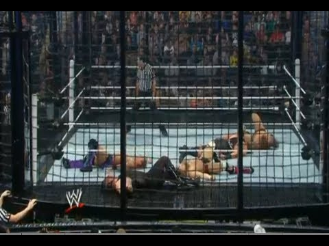 WWE Elimination Chamber2013: 6 Man Elimination Chamber Match 2013 #1 Contender (WWE 13)