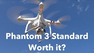 For the first video of 2017 we will be looking to see whether or not DJI's Phantom 3 Standard is worth it. Dji has made many, many...