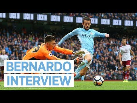 Video: BERNARDO SILVA POST-MATCH INTERVIEW | Manchester City 3-0 Burnley
